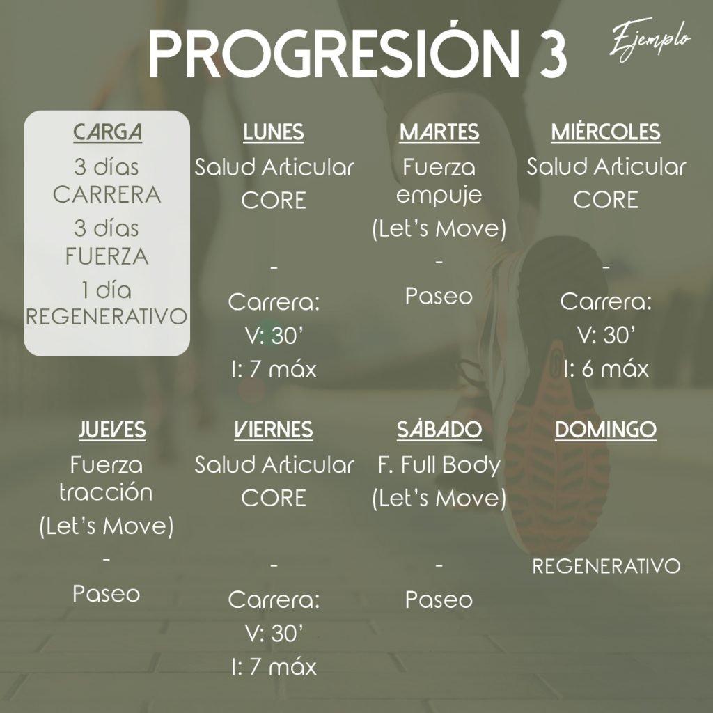 progresion-runner